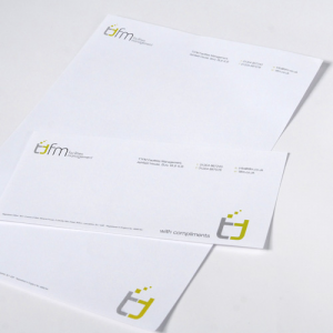 Letterhead and Compliment Slip