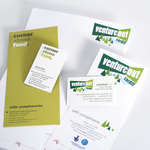 Letterhead business stationery printing